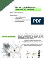 Bioquímica Metabólica 03 - Estrutura Aminoácidos e Peptídeos parte b