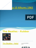 Top 10 Albums 1965-Baby Boomer Music