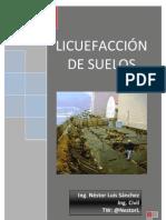 Licuefacción de suelos