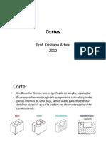 Ar Desenho Tecnico Cortes Cortes