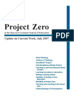 Gardner_web Project Zero