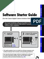Canon Software Guide En