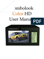 Combolook Color HD User Manual 19-7-2010