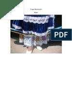 Trajes Michoacán