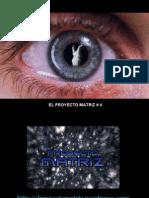 El Proyecto Matriz 4 - Voces Ix Arcadi Oliveres