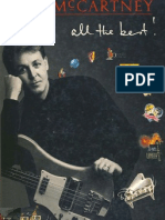 (Book) Paul McCartney - All the Best