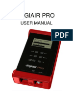 Digiair Pro User Manual V2.0.10