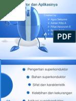 Superkonduktor Dan Aplikasinya '03