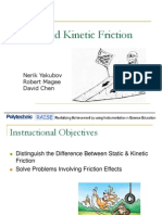 Static & kinetic Friction.ppt