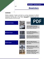 Design Guide - Mist Eliminators