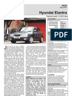 Hyundai Elantra 1.6 Gsi 5door Jul 01