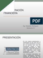 Clase 1 - Administración Financiera
