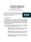Cost of Internal Failure and Its Implications in a Garment Unit