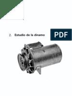2.- Curso de Electricidad Del Automovil - Estudio de La Dinamo