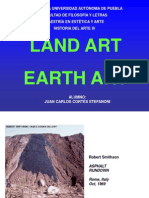 JC Cortés Stefanoni - Land Art - Earth Art