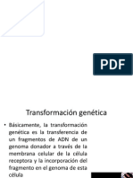 Introducción a los metodos de transformación
