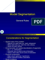 Model Segmentation Geographical