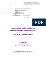 Rapport Broussy