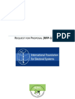 Kenya Election Results Transmission System (RTS) RFP-13-050 RTS