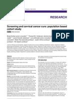 Screening CA Servix