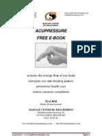 Acupressure eBook