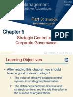 Strategic Control Corp Governance