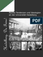 Heidelberg, Du Feine! Rechte Tendenzen und Ideologien an der Universität Heidelberg