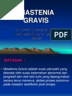 Copy of Miastenia Gravis