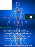 Chapter 5 Care of the Clients With Cardiovascular Disorders