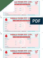 Sarala Foods