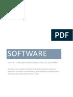 Desarrollo Guia # 2 Software