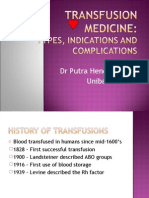 Transfusions Uniba 18-1-13