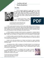 Vida y Obra de Charles Baudelaire Version 2011