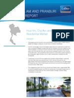 Hua Hin, Cha Am and Pranburi Residential Report H2-2012