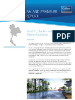Hua Hin, Cha Am and Pranburi Residential Report H2-2012