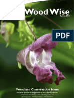 Wood Wise  - Invasive Species - Spring 2013