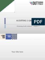 Audting 3_Audit Evidence