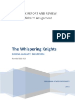 The Whispering Knights Review