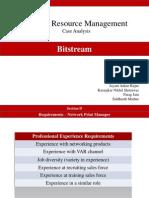 Bitstream Analysis.pptx