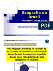 Aula 05 - Geografia - ProjeÇÕes Cartograficas