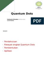 Presentasiku ^Quantum Dots