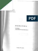 Mehanika I Statika Knjiga