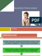 Hospitalisasi Pada Anak e6 New