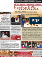 Hamilton & Ward STEAKHOUSE