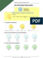 15 Área de polígonos regulares