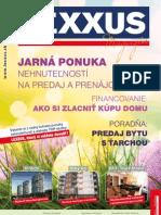 Lexxus Magazín 1/2013