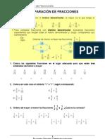44 Comparacion de Fracciones