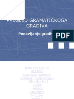 Pregled Gramatike Hrvatskog Jezika