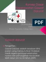 Konsep Dasar KGD d3