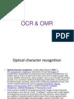 OCR & OMR